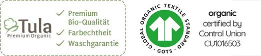 Unsere Tula Premium Bio-Stoffe bei stoffe.de